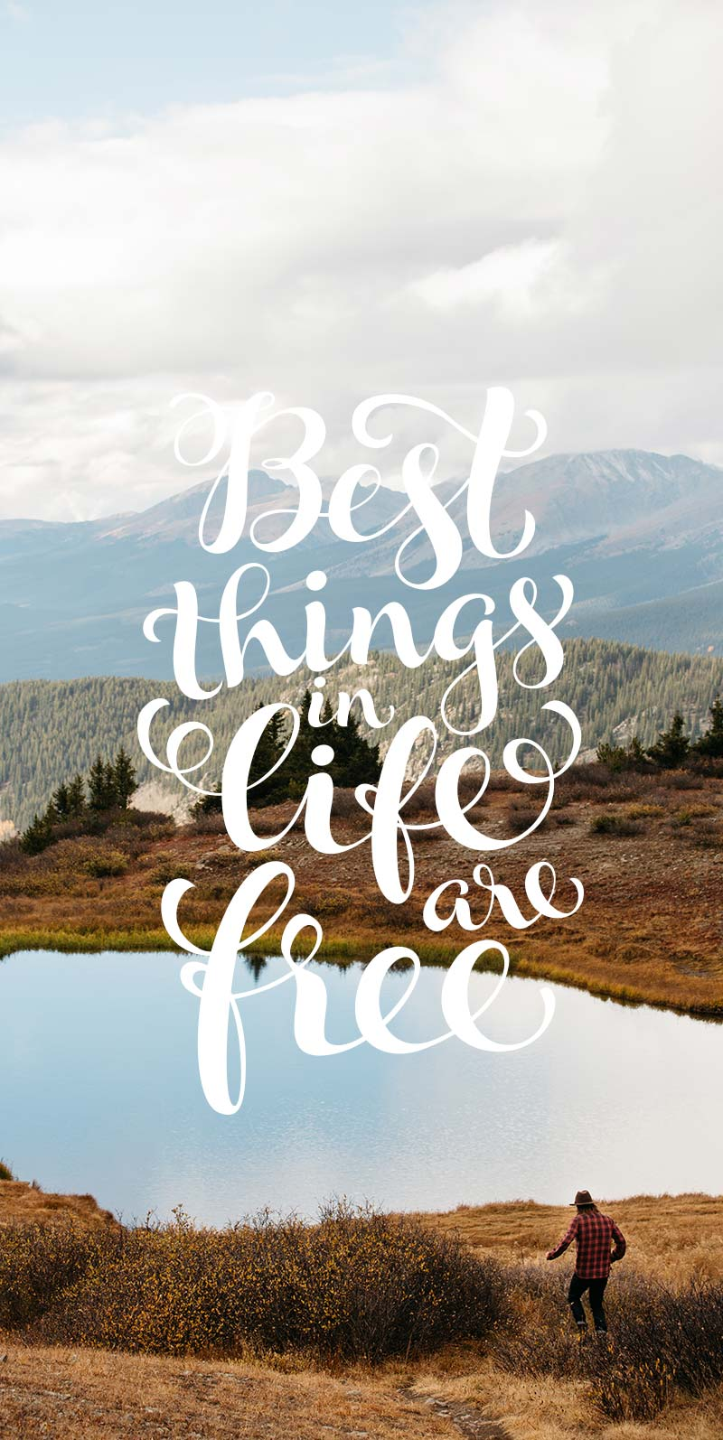 Best Things are Free